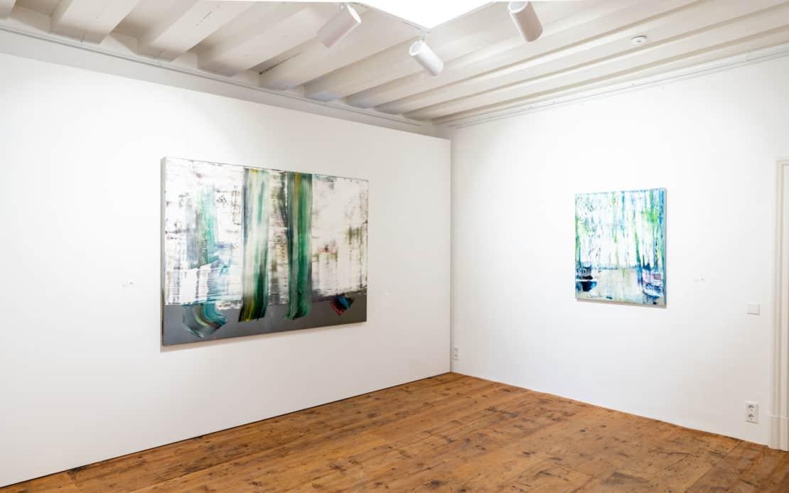 Hubert Scheibl - Bilder und Arbeiten auf Papier