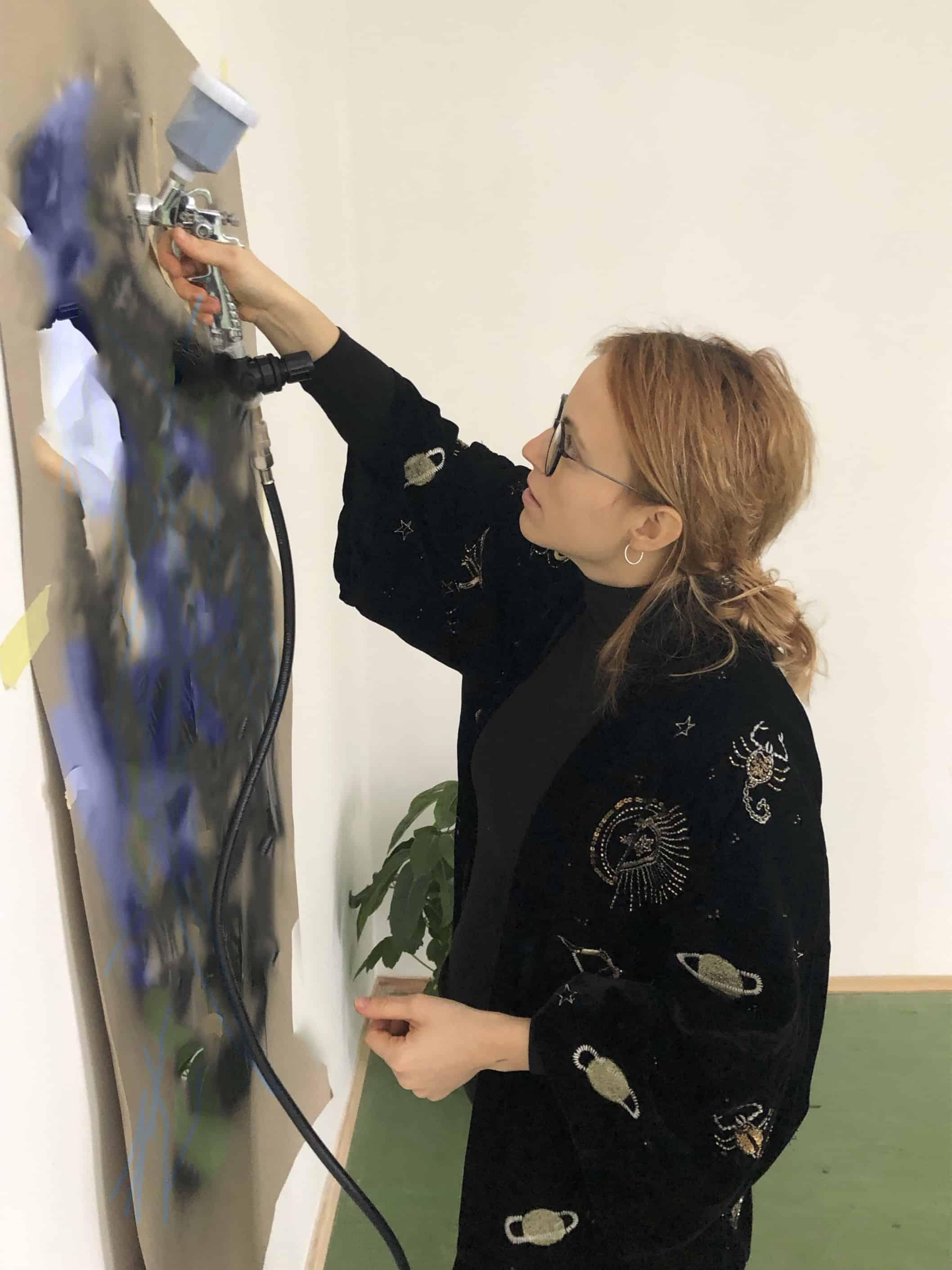 4x4 Artist in Residence