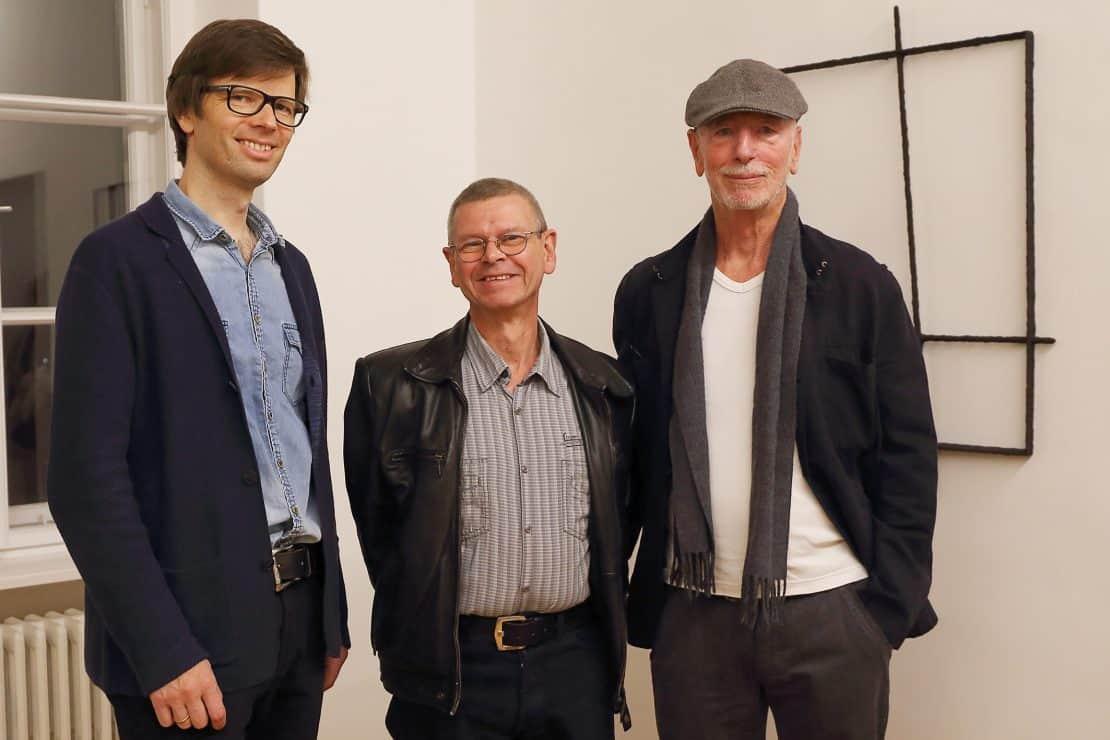 Herbert Flois / Franz Riedl / Werner Schnelle - Black & White