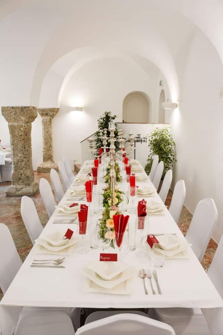 Veranstaltung auf Schloss Wiespach