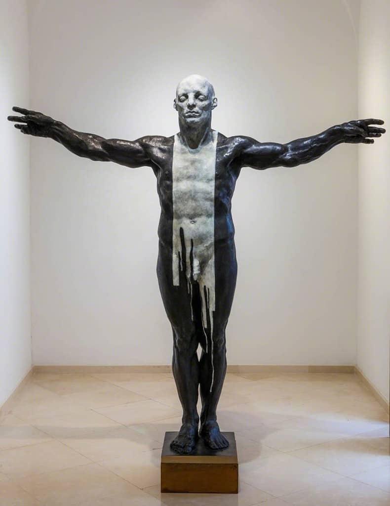 gwiazda UNTO - Grzegorz Gwiazda - Skulpturen
