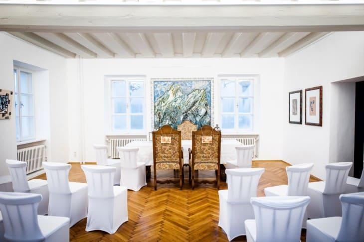 Hochzeit auf Schloss Wiespach